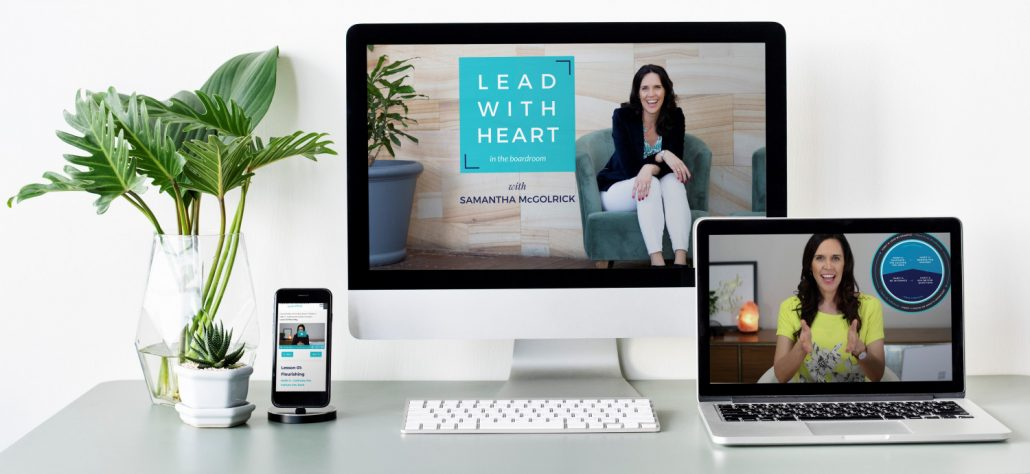 lead with heart in the boardroom